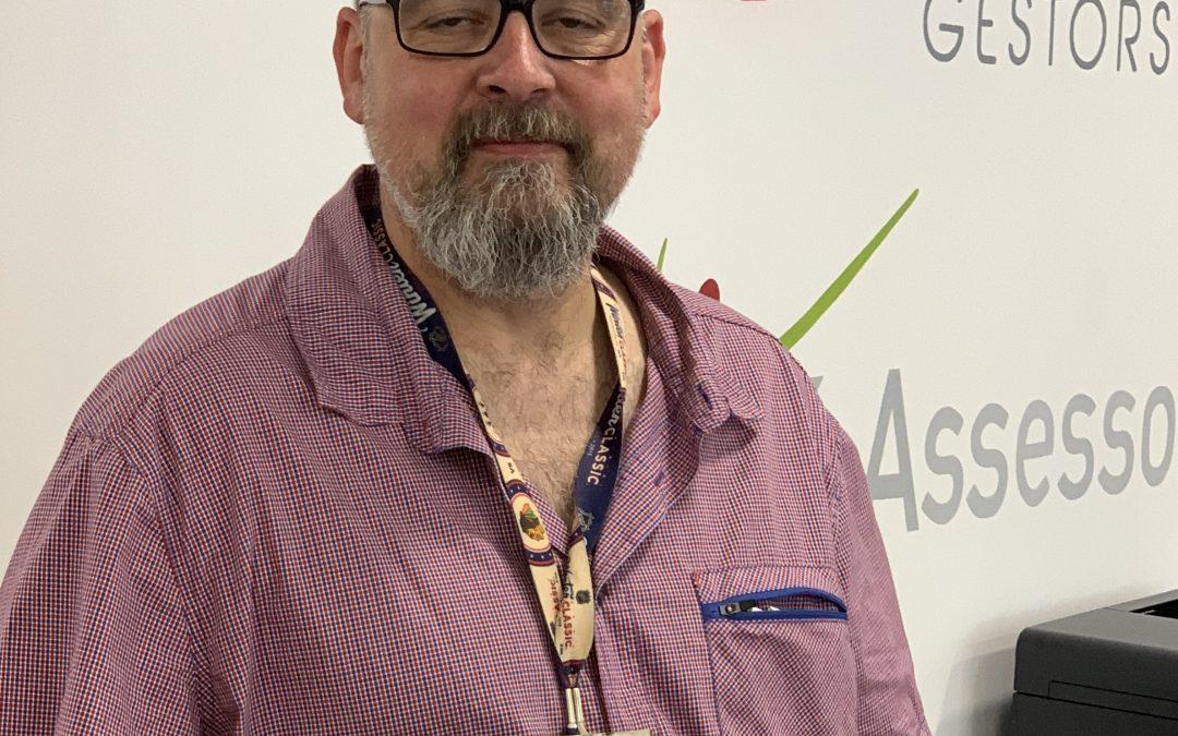 Trabajamos para personas: Joaquim Suárez, profesor de Aikido.