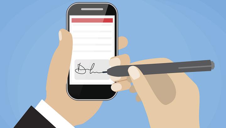Renovació de certificats digitals per a empreses i autònoms